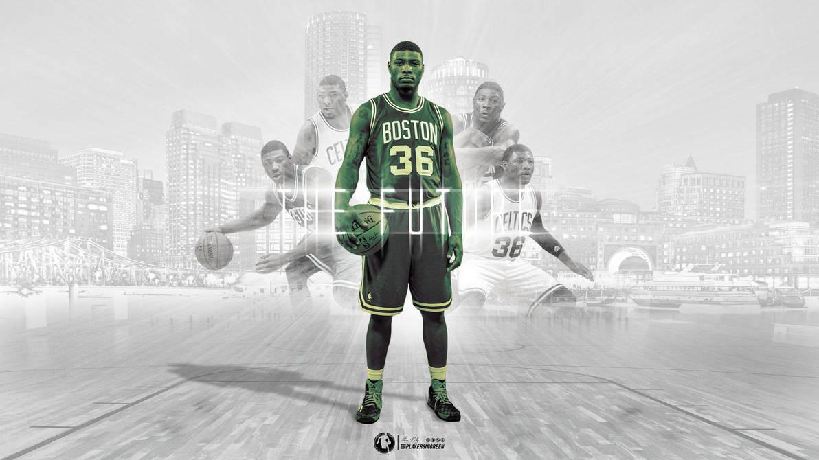 Marcus Smart Boston Celtics Wallpaper by playersingreen ...