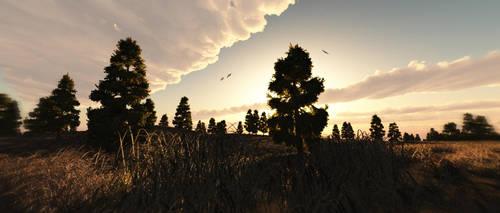 A New Dawn by mattiarib