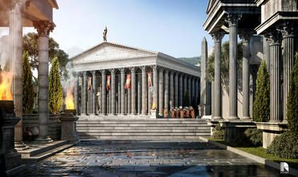 Son of Rome by mattiarib
