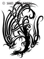 phoenix 3 by Saki-BlackWing