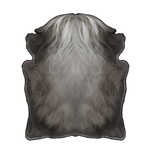 Muskox Pelt - Grey by TokoTime
