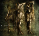 The Muses by FrozenStarRo