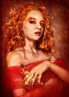 Phoenix by FrozenStarRo