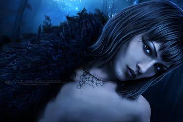 Morrigan by FrozenStarRo