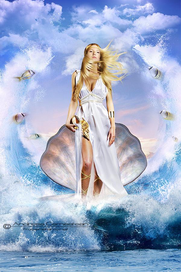 Aphrodite by FrozenStarRo