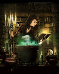 Witching Hour 2014 by FrozenStarRo