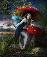 Let It Rain by FrozenStarRo