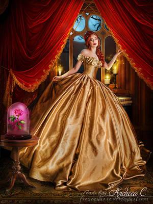 Belle by FrozenStarRo