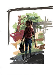 'The Last of Us' by Akiratmeo