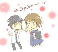 nodame_x_chiaki by lawy-chan