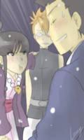 maya phoenix and adrian by lawy-chan