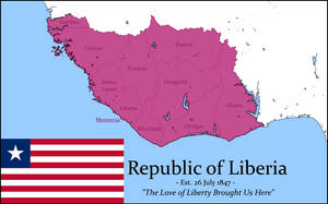 Republic of Liberia by Mobiyuz