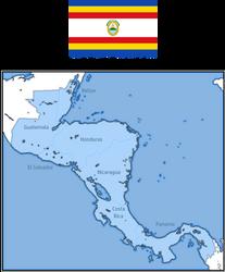Federal Republic of Central America by Mobiyuz