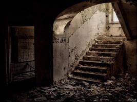 Abandoned museum by Haszczu