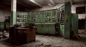 control room by Haszczu