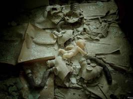 Pripyat II by Haszczu