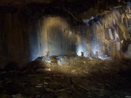 Slate mines by Haszczu