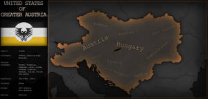 REQUEST - United States of Greater Austria by GTD-Orion