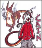 Cain by Ztarli