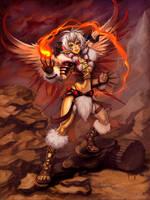 Aries by Felsus