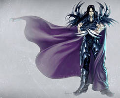 Dark warrior by Felsus