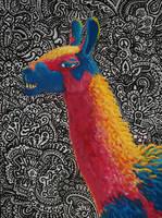 Llama by egovsego