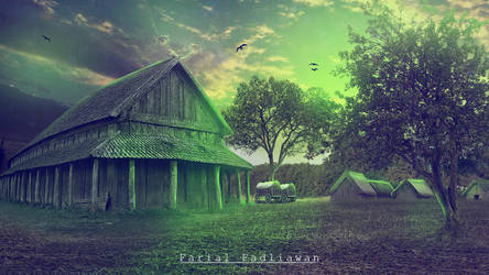 Remote Village by fadlie666