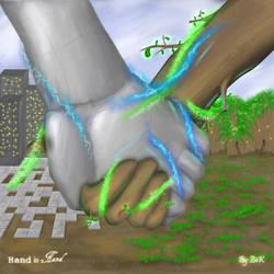 Hand in Hand by ZaKaR