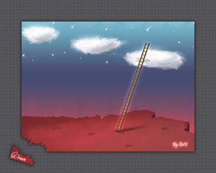 Red Blue Dream by ZaKaR
