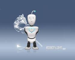 Robot Love by ZaKaR