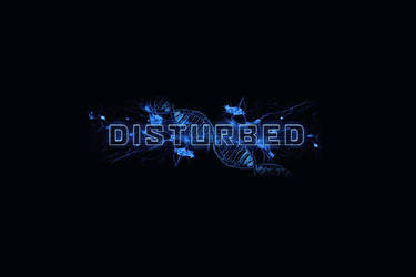 DISTURBED: Logo 2018 [WALLPAPER] by disturbedkorea
