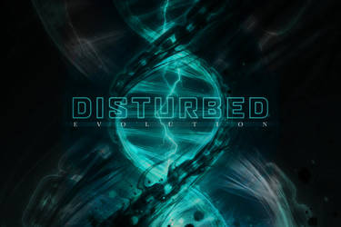 DISTURBED: Evolution [WALLPAPER] by disturbedkorea