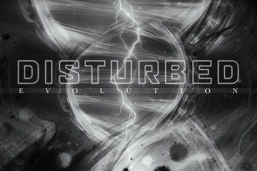 DISTURBED: Evolution [DELUXE: WALLPAPER] by disturbedkorea