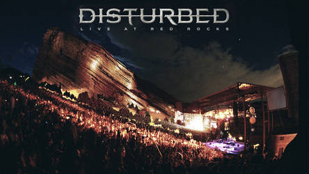 Live Red Rocks Amphitheatre, Morrison, CO, USA by disturbedkorea