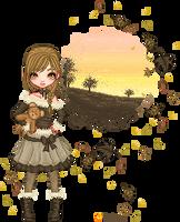 Brown Autumn by orenji-seira