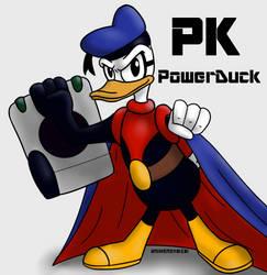 PowerDuck (or Paperinik) by animenotaizai