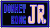 .:Donkey Kong Junior (NES):. by Mitochondria-Raine
