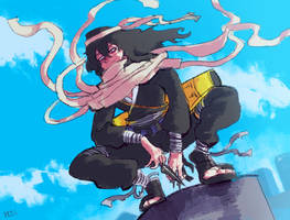 Aizawa Shouta: Ninja Version by konmaikonmai