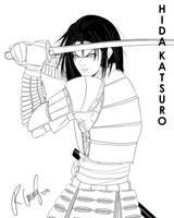 Hida Katsuro v2 by RebeccaDell
