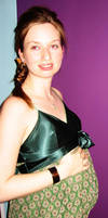 7 Months Prego by RebeccaDell