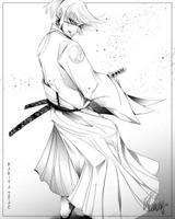 Kakita Isao by RebeccaDell