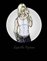 Light Neo Vigilante by RebeccaDell