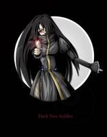 Dark Neo Soldier by RebeccaDell