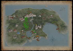 Rpg by Chat map: Elamshin by Pupiattola