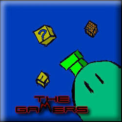 The Gamers - Logo by Pupiattola