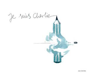 Je suis Charlie by Gnulia