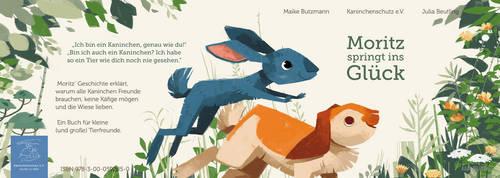 Moritz springt ins Glueck Cover by Gnulia