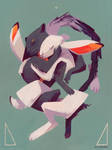 Morph - Marten and Rabbit by Gnulia