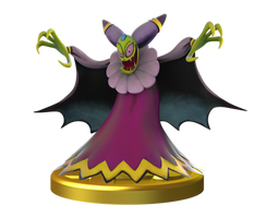 Cackletta: Smashified Trophy by SeanHicksArt