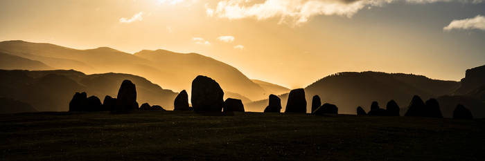 Castlerigg magic by AngiWallace
